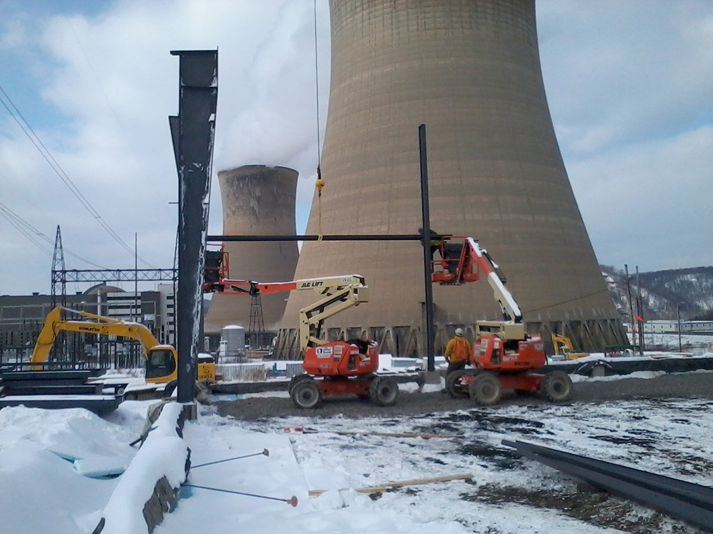 Power Generation - Jobsite Image 1